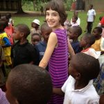Serving in Uganda