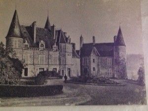 Old Pic of Chateaud'Agneaux